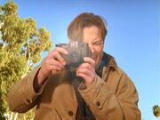 3x14 Ben takes photo