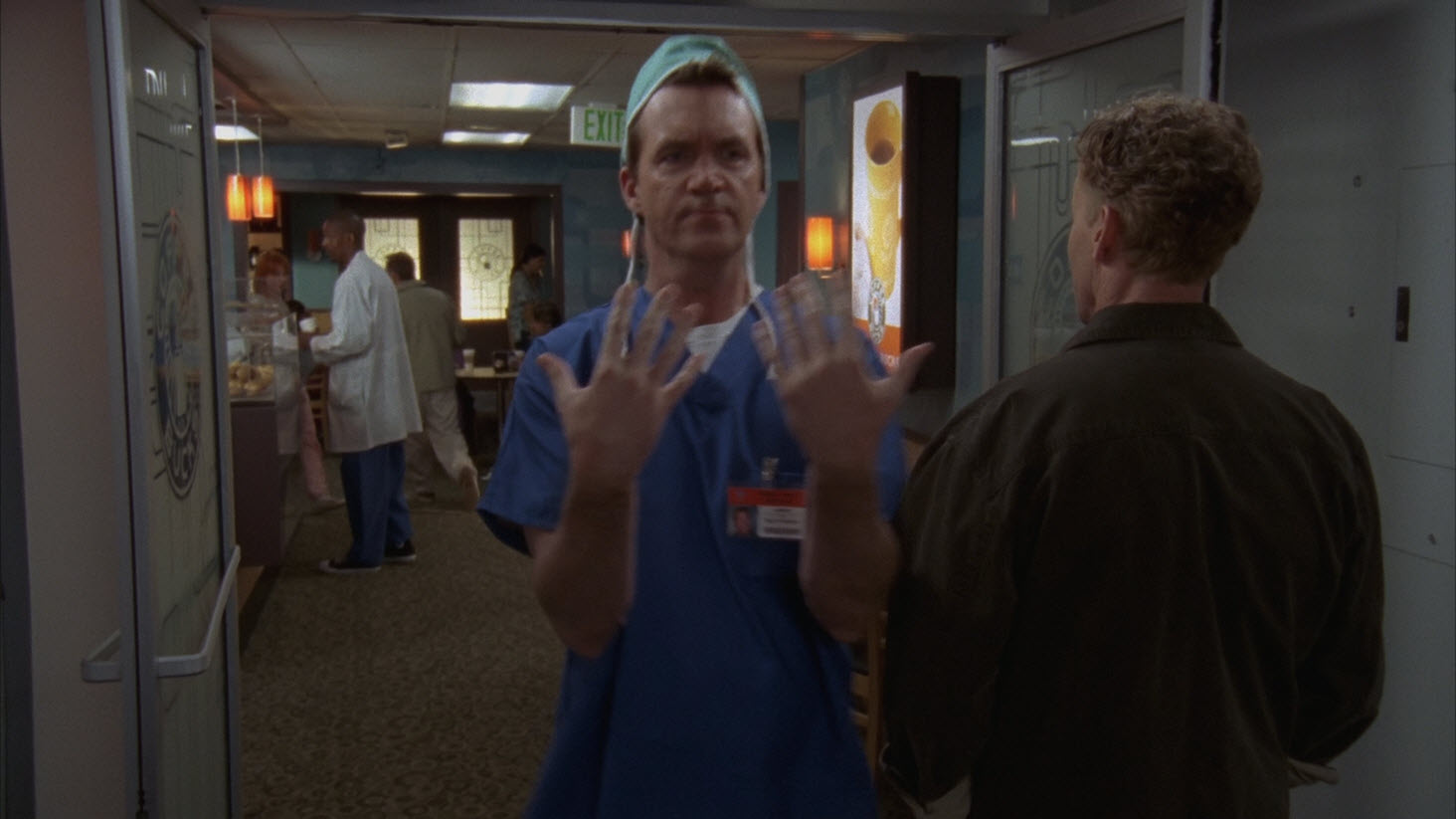 image x janitor in scrubs jpg scrubs wiki fandom powered file 8x6 janitor in scrubs jpg