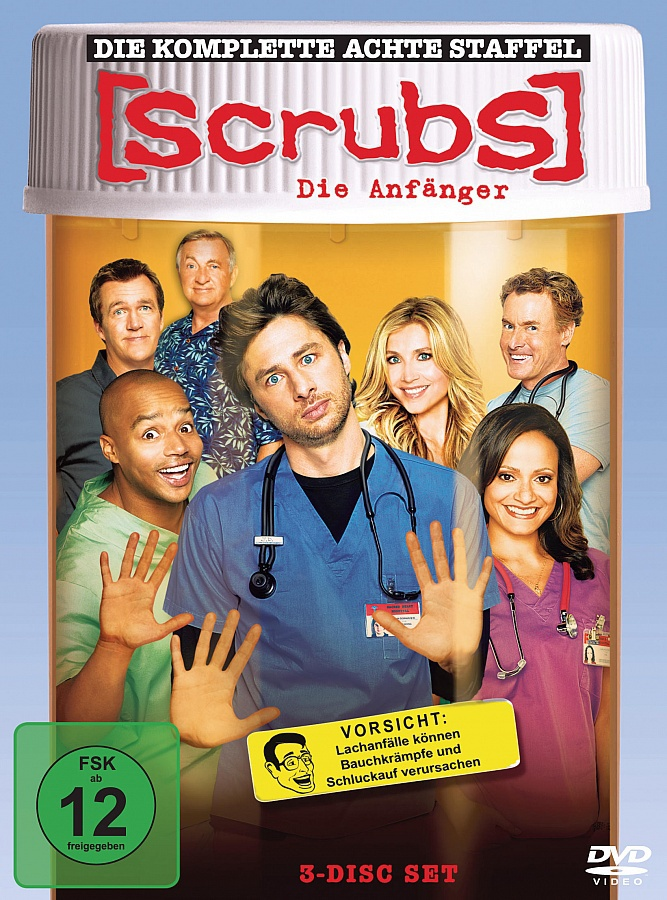 Scrubs Staffel 8