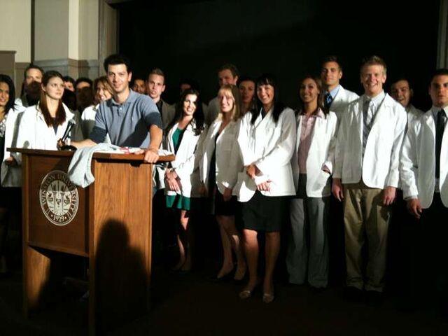 File:Winston University White Coats.jpg
