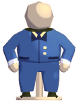 Postman'sUniform