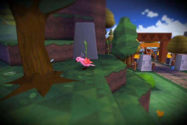 File:Pink songbird.jpg