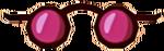 PinkRoundGlasses