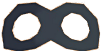 Pet Black Mask