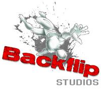 Backflip Studios Logo Old