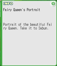 Fairy Queen's Portrait