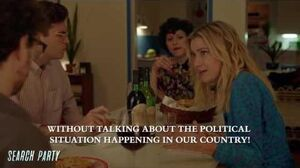Search Party Political Talk TBS