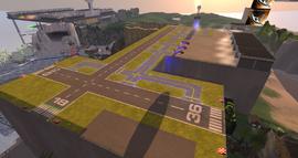 Wandering Star Airport, looking SW (11-14)