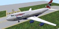 Boeing 747 (LeZinc)