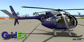 GridEx MD-500 (S&W)