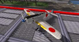 Nakajima Ki-84 (Skunkette) 1