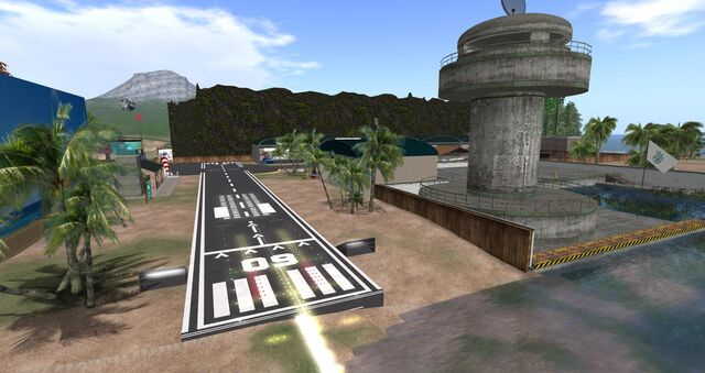 File:One Tree Hill Airport, looking SE (12.13).jpg
