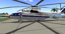 """Mil Mi-26P """"Halo"""" (AMOK) 1"""
