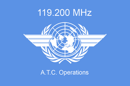 119.200 MHz Group Logo
