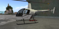 Robinson R22 (Animate Works)