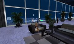 JBT Airport Terminal Interior - Lounge (03-10)
