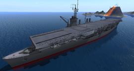 USS Reprisal, looking NE (11-14)