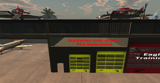 Seychelles Isles Airport Fire Dep