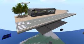 HXI Airstrip, looking SE (01-15)