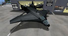 CV-57A Manta (AMOK)