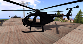 MH-6 Little Bird (AMOK)