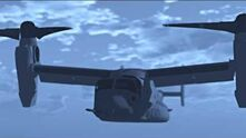 V-22 Osprey in SL