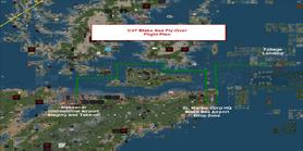 D-Day 2014 Flight Plan Revised
