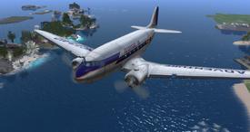 Douglas DC-3 (Adventure Air)