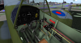Supermarine Spitfire (DSA) 2