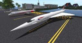 Concorde (EG Aircraft) 1