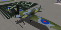Supermarine Spitfire (DSA)