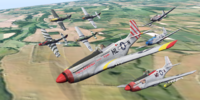 North American P-51D Mustang (ZSK & A-T)