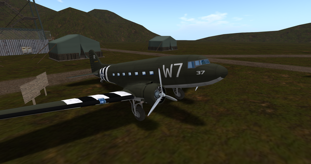 File:DC-3 Skytrain V1.0 (Aircraft Wingtips).png