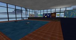 Hugsy Penguin II, interior pool (April 2014)