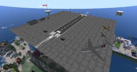 Morgana's Flight Deck, looking NW (10-13)