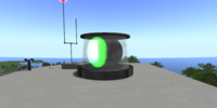 Airport beacon