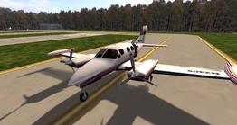 Cessna 421 (EG Aircraft) 1