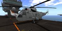 Sikorsky SH-3 Sea King (Spartan)
