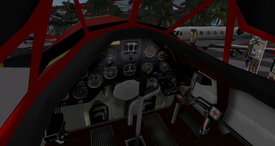 Lockheed Vega (DSA) 2