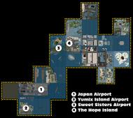 Yumix Estate Map, April 2014