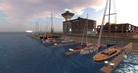 Antilaghi Regional Docks, looking SW (12-12) 001