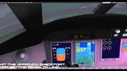 CRJ-700 IFR demonstration