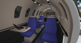 Learjet 60 (E-Tech) 3