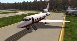 Falcon 7X (EG Aircraft) 1