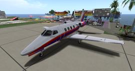 Embraer Phenom 100 (Dani) 1
