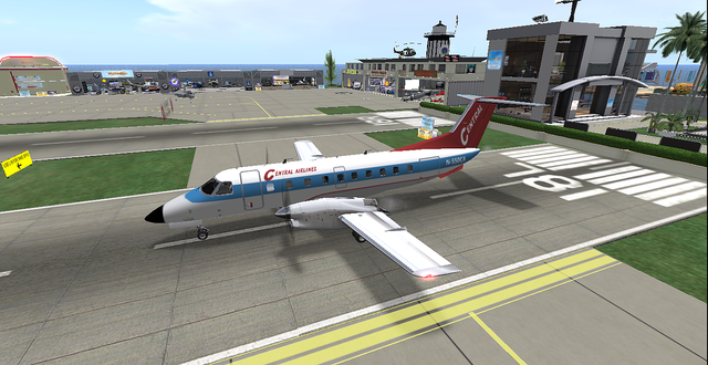 File:2 Embraer 120 takeing off from Hollywood.png