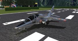 Dassault-Dornier Alpha Jet (RH) 4