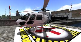 Eurocopter AS-350 (AeroFly) 1