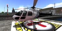 Eurocopter AS-350 (AeroFly)