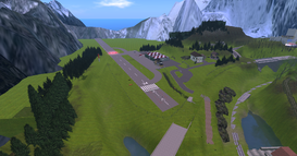 SLED-MBK Airfield -EDEN-